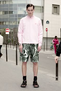 Givenchy 2013 Pre-Spring Collection
