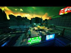 NEOTOKYO mod level walkthrough