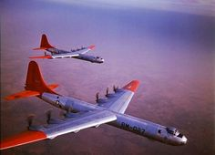 Convair B-36 Peacemaker Strategic Bomber, USAF in 1946.