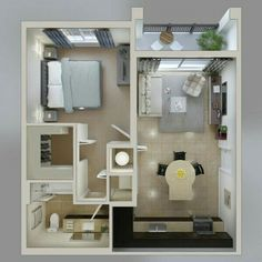 One Bedroom Apartment Plans And Designs Best Floor Plans For An In Law Apartment Addition On Your Home  Google Design Ideas