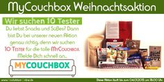MyCouchbox Aktion - Produkttest-Online