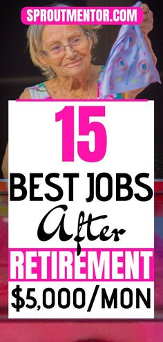 15 Of The Best Work From Home Jobs For Retirees & Seniors Want to make money online after retirement? Here are 15 online jobs and side hustles for retirees and senior citizens. Work From Home Opportunities, Work From Home Jobs, Make Money From Home, Way To Make Money, Make Money Online, Marketing Program, Affiliate Marketing, Online Marketing, Part Time Jobs
