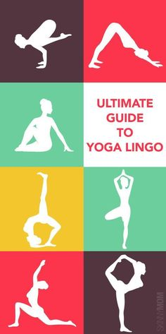 If you're becoming a yogi, here's the lingo you need to know!
