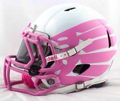 Oregon - Pink/white