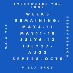 villa_eros_kefalonia There are just a few lovely weeks left, if you've not yet booked but are wanting to enjoy our glorious view and some local #Kefalonian hospitality! The last remaining weeks available for 2019's summer season are: May 4-11th May 11-18th July 6-13th July 27-August 2nd September 28 - October 5th Just a little FYI! Regards, Eros 😘 #OldSkala #Kefalonia #ParadiseFound #VillaErosIsThePlaceToBe 28th October, Paradise Found, Perfect Couple, Just A Little, Hospitality, 18th, Villa, Romantic, Books