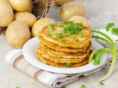 Easy Mashed Potato Pancakes