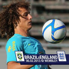 David Luiz! <3 #CFC #Brazil
