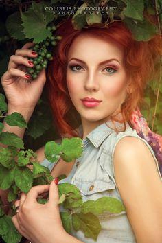 Grape by Yelena Zhuravleva on 500px