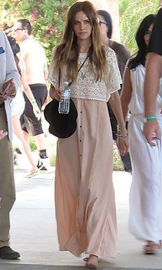 Isabel Lucas #Coachella