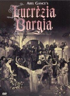 Lucrezia Borgia historical film, 1935