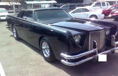 The Car Movie | ... movie, The Car. It was actually a 1971 Lincoln Mark III. I really like
