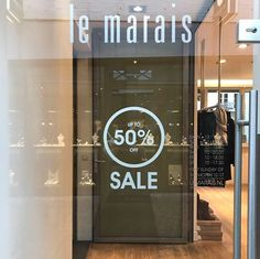 Up to 50% off at #LeMaraisMaastricht #shopping #fashion #clothing #Maastricht