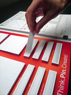 UXPin Portable Kit - paper prototyping, wireframing and designing websites. ($20-50) - Svpply