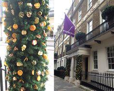 Christmas - London Hotel