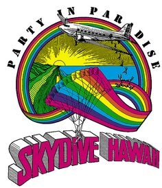 Skydive in Hawaii