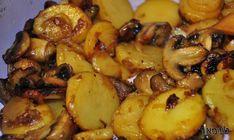 תבשיל תפוחי אדמה עם בצל ופטריות הוא תוספת מעולה לארוחה בשרית - ואפילו יכול להיות ארוחת ערב שלמה בפניה עצמו. קל מאוד להכנה ומאוד מאוד טעים.    הנה קישור ישיר למתכון: www.taimeod.co.il/2013/05/05/%D7%A6%D7%9E%D7%97%D7%95%D7%A0%D7%99/%D7%AA%D7%91%D7%A9%D7%99%D7%9C-%D7%AA%D7%A4%D7%95%D7%97%D7%99-%D7%90%D7%93%D7%9E%D7%94-%D7%91%D7%A6%D7%9C-%D7%95%D7%A4%D7%98%D7%A8%D7%99%D7%95%D7%AA/