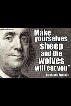 Love Ben Franklin