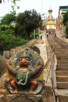 Swayambhunath (templo) - Kathmandu