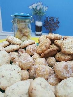 Biscoitosssssss!!!! Hummmm... produção do dia!!!