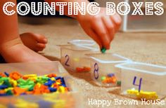 Counting Boxes - Simply Made