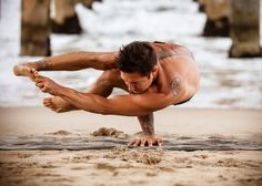 Peace, elegance and grace meet strength, power and control in these portraits of male yoga practitioners. Last year, when Los Angeles-based photographer Amy Goalen started practicing power yoga, she also started photographing her male yoga teacher. It soon became a larger project, and as more male yogis volunteered to hold their poses for the camera, …