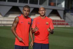 Com ainda mais moral e 109 dias depois, Neymar volta ao Barcelona #globoesporte