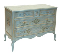 Amy Howard Collecton  Paolo Romano Chest