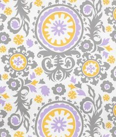 Premier Prints Suzani Wisteria Twill Fabric - by the Yard Premier Prints http://www.amazon.com/dp/B00DBQ8IWM/ref=cm_sw_r_pi_dp_seT6tb0R2NFZV