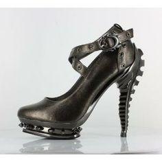 Metropolis TRITON Women's High Heel Strampunk Goth Platform Retro Pumps. | Find.com  #fashion #heels #shoes