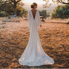 Garciaforcada vestido novia