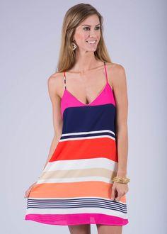 Color My World Tank Dress