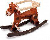 Konik na biegunach Rududu, Vilac - Buy4Kids - drewniane zabawki