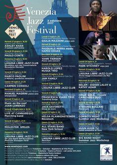 Venezia Jazz Festival – X edizione, Piattaforma sull'acqua di Punta della Dogana, Venezia