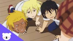 """Funny&Epic Anime Moment-""""Boys Reaction when they see a Woman's Panties""""[..."""