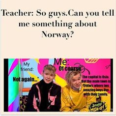 30 Days Idol Challenge {Marcus & Martinus G. Dream Boyfriend, Funny Memes, Jokes, My Boys, Norway, My Friend, Bff, Idol, Fandoms