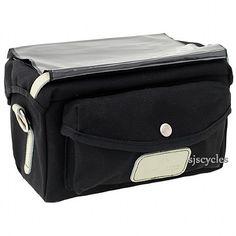 Carradice Carradice Originals Keswick Handlebar Bag - 5 Litre - SJSCycles