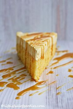 Double Pumpkin {Cheese-} Cake