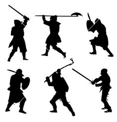 Ancient warriors vector 915456 - by vadimmmus on VectorStock®