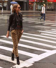 WE WORE WHAT?: Rainy Fashion Week