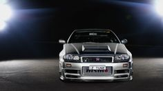 nissan skyline gt r hd wallpapers