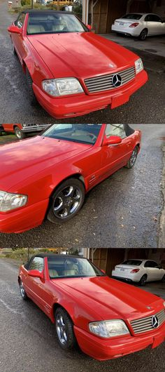 1999 Mercedes-Benz SL600 Convertible Bose Music System, Hydraulic Ram, Chrome Wheels, Cars For Sale, Convertible, Mercedes Benz, Hydraulic Cylinder, Infinity Dress, Cars For Sell