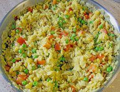 Vegetarische Reispfanne, ein gutes Rezept aus der Kategorie Gemüse. Bewertungen: 3. Durchschnitt: Ø 3,6.