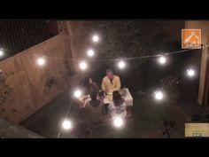 ▶ Como fazer uma Iluminação para festa - YouTube