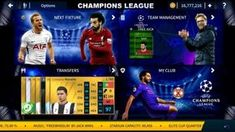 Dream League Soccer 2020 Hack - DLS 2020 Hack is Mobile game made by First Touch Games Dream League Soccer Mod Apk DLS 2020 Mod Apk known to be best soccer game Neymar, Messi, Player Card, Splash Screen, New Backgrounds, Soccer Games, Play Online, Uefa Champions League, New Tricks