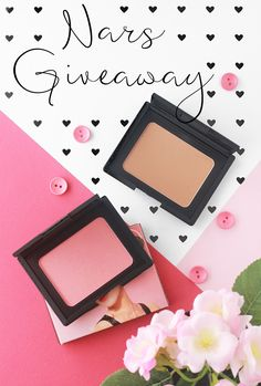 Enter my NARS Giveaway to win the Limited Edition deluxe version of Orgasm…