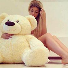 Enormous teddy and slutty