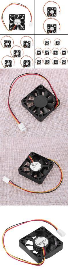30mm 40mm 50mm 60mm 70mm 80mm 120mm 12V 2//3//4Pin Case Cooling Fan for PC Desktop
