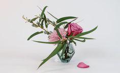 How to make a Loose powder variation Ikebana | ikebana Beautiful by floral desinger Desiree Castelijn Holland