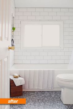 Before & After: Christina's New Neutral Bathroom