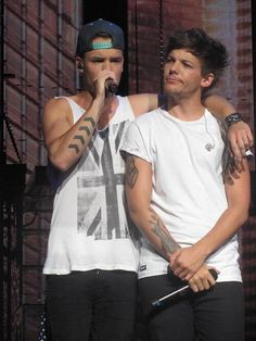 "Imagine Liam singing to you and he messes up the words so Louis looks at him and say ""are you quite finished?"" And everyone including Liam starts laughing --ncbourque"